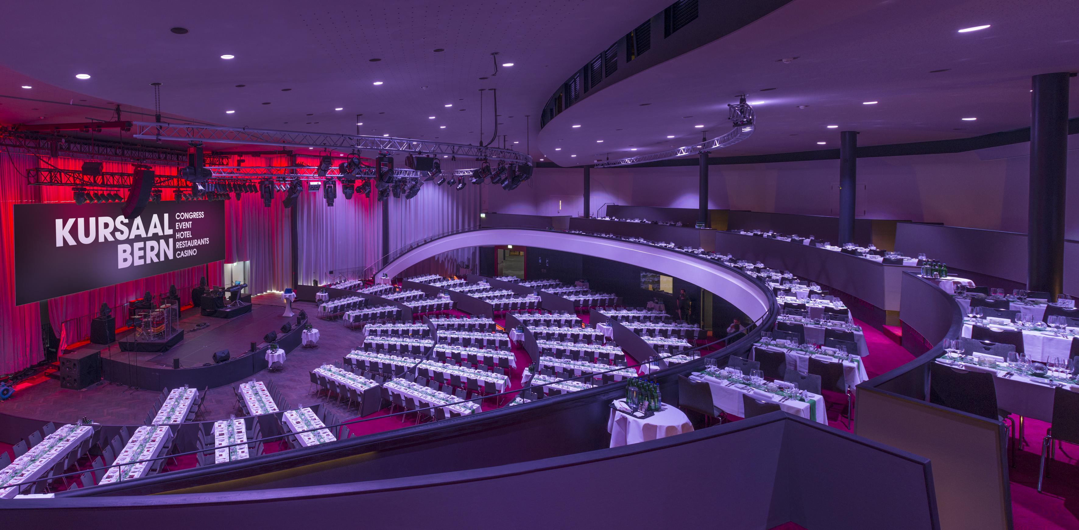 Kursaal bern aktie explodiert spekulation um einen neuen for Silvester design hotel